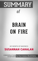 download ebook summary of brain on fire: my month of madness pdf epub