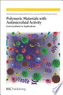 Polymeric Materials with Antimicrobial Activity