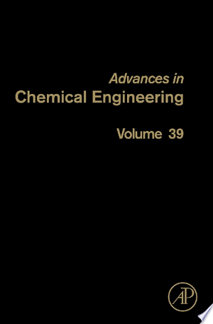 Advances in Chemical Engineering: Solution Thermodynamics - ISBN:9780080922539