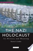 The Nazi Holocaust