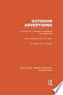 Outdoor Advertising  RLE Advertising