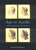 Ebook Ape to Apollo Epub David Bindman Apps Read Mobile