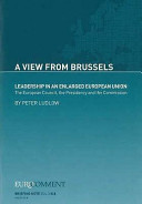 Leadership In An Enlarged European Union