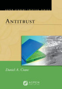 Aspen Treatise for Antitrust