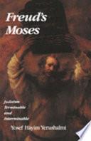 Freud s Moses
