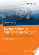 Ladungswechsel im Verbrennungsmotor 2016