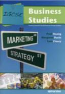 IGCSE Business Studies