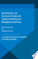 Microfinance  EU Structural Funds and Capacity Building for Managing Authorities
