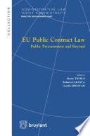 EU Public Contract Law