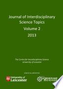 Journal of Interdisciplinary Science Topics  Volume 2