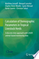Calculation of Demographic Parameters in Tropical Livestock Herds