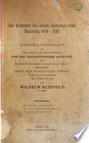 Das Orchester der ersten deutschen Oper