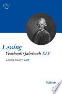 Lessing Yearbook / Jahrbuch XLV, 2018