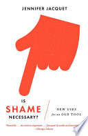 Is Shame Necessary