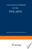 Catalogue of Books on the Fine Arts