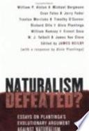 Naturalism Defeated  Book PDF