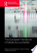 The European Handbook Of Media Accountability