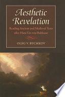 Aesthetic Revelation book