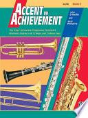 Accent on Achievement  Book 3