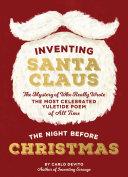 Inventing Santa Claus