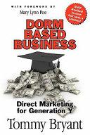 Dorm Based Business
