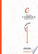 The New Cambridge English Course 1 Test Book book