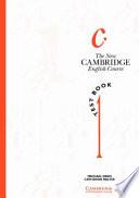 The New Cambridge English Course 1 Test Book