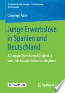 Junge Erwerbslose in Spanien und Deutschland
