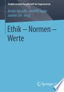 Ethik – Normen – Werte