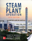 Steam Plant Operation  10th Edition