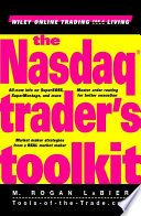 The Nasdaq Trader s Toolkit