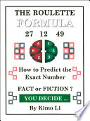 The Roulette Formula