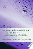 Intimate and Personal Care with People with Learning Disabilities