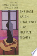 The East Asian Challenge For Human Rights book