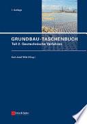 Grundbau-Taschenbuch