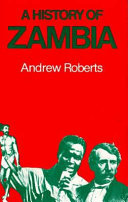 A History of Zambia