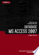 MS ACCESS 2007 (DATABASE)