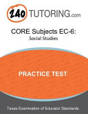 Texes Core Subjects EC 6
