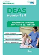 DEAS   Modules 1    8   Tout en un   Itin  raires pro