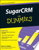 SugarCRM For Dummies
