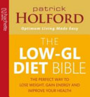 The Low GL Diet Bible  download