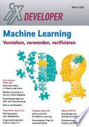 Ix Developer 2018 Machine Learning