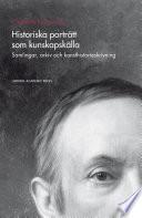 Historiska porträtt som kunskapskälla