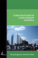 Climate Politics And The Climate Movement In Australia : and the climate movement a...