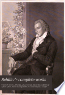 Schiller's Complete Works Pdf/ePub eBook