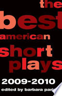 The Best American Short Plays 2009 2010