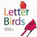 Letter Birds