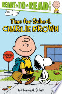 Time For School, Charlie Brown : brown searches for the confidence to stop fretting...