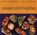 Canapes and Frivolities