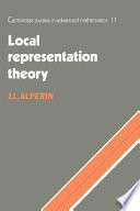 Local Representation Theory